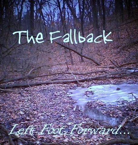 "Album Cover for ""The Fallback: Left Foot Forward"""
